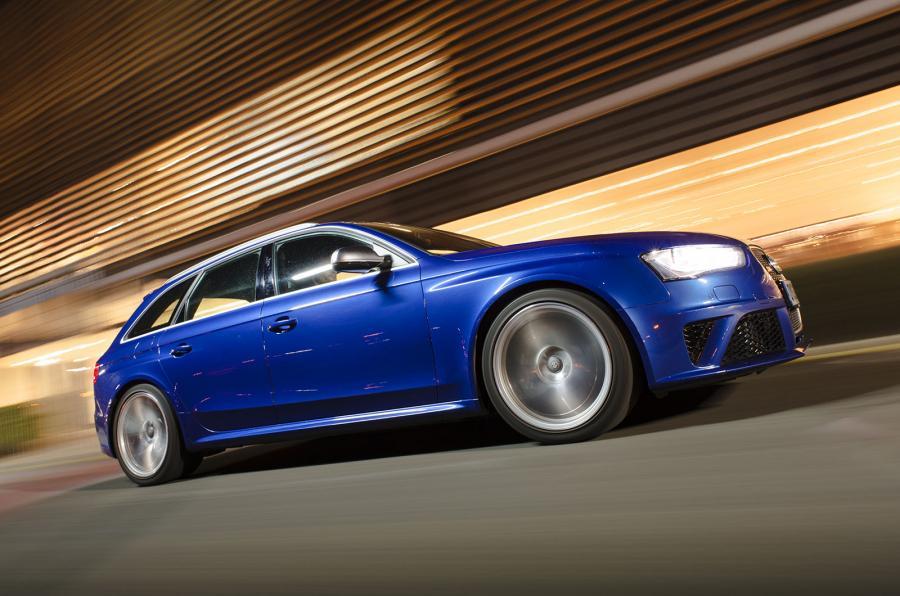 Новая Audi RS4 снова станет седаном