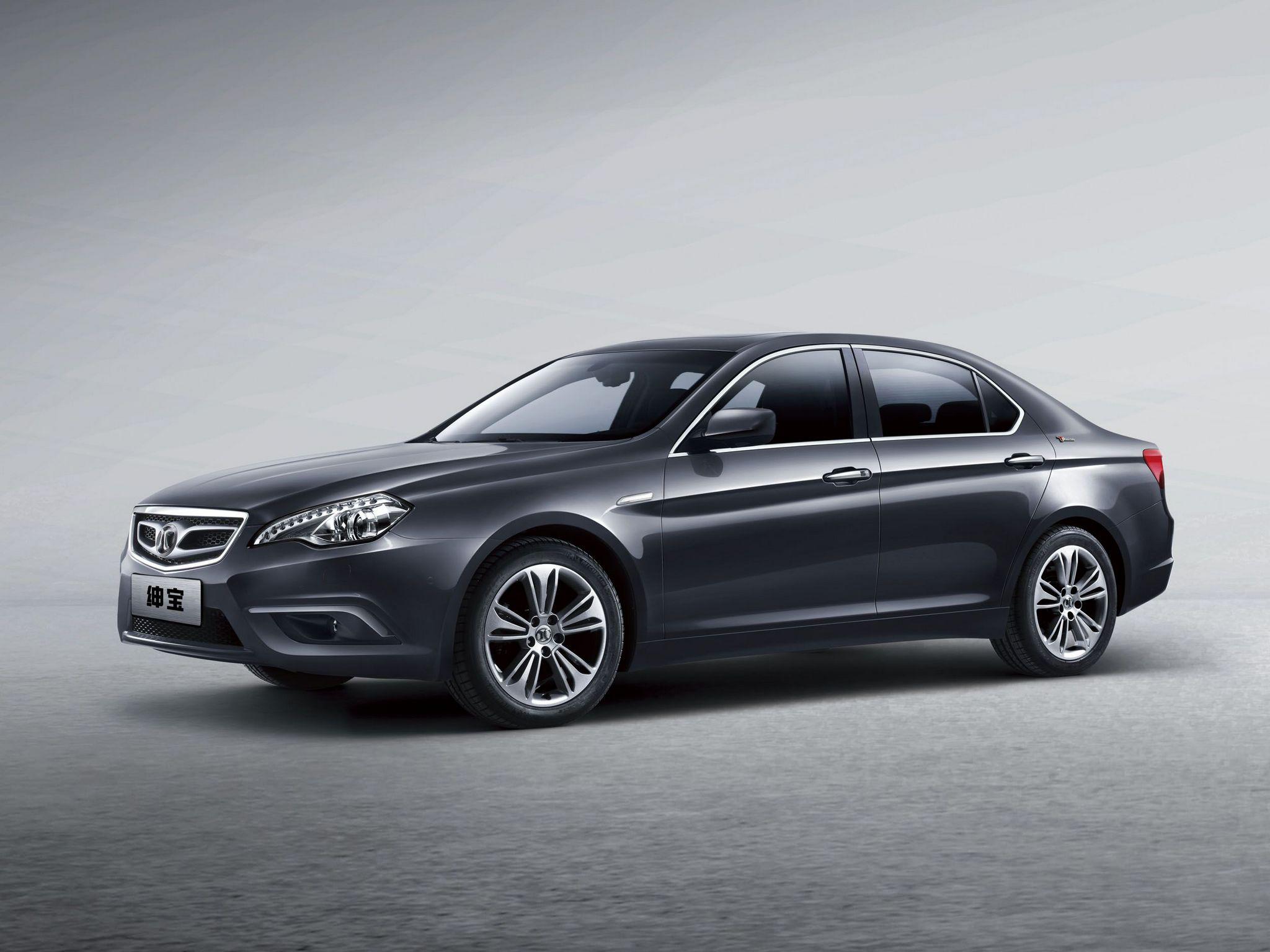 Китайцы выпустят новые автомобили на базе устаревших Mercedes-Benz
