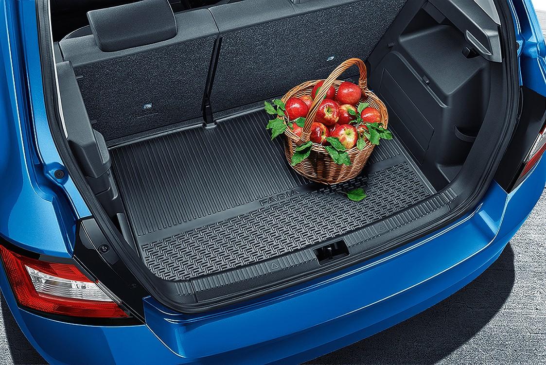 Покрытие пола багажника