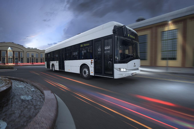 Власти Одессы рассмотрят покупку электробуса для экcплуатации на городском маршруте