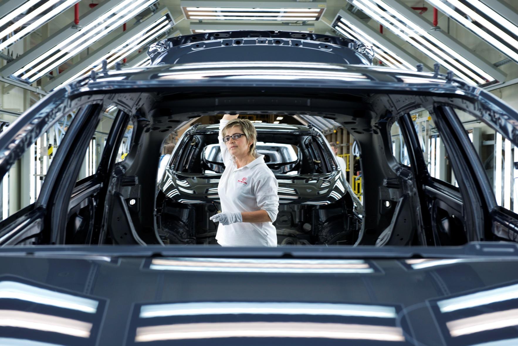 ВСловакии было произведено больше всего авто натысячу граждан