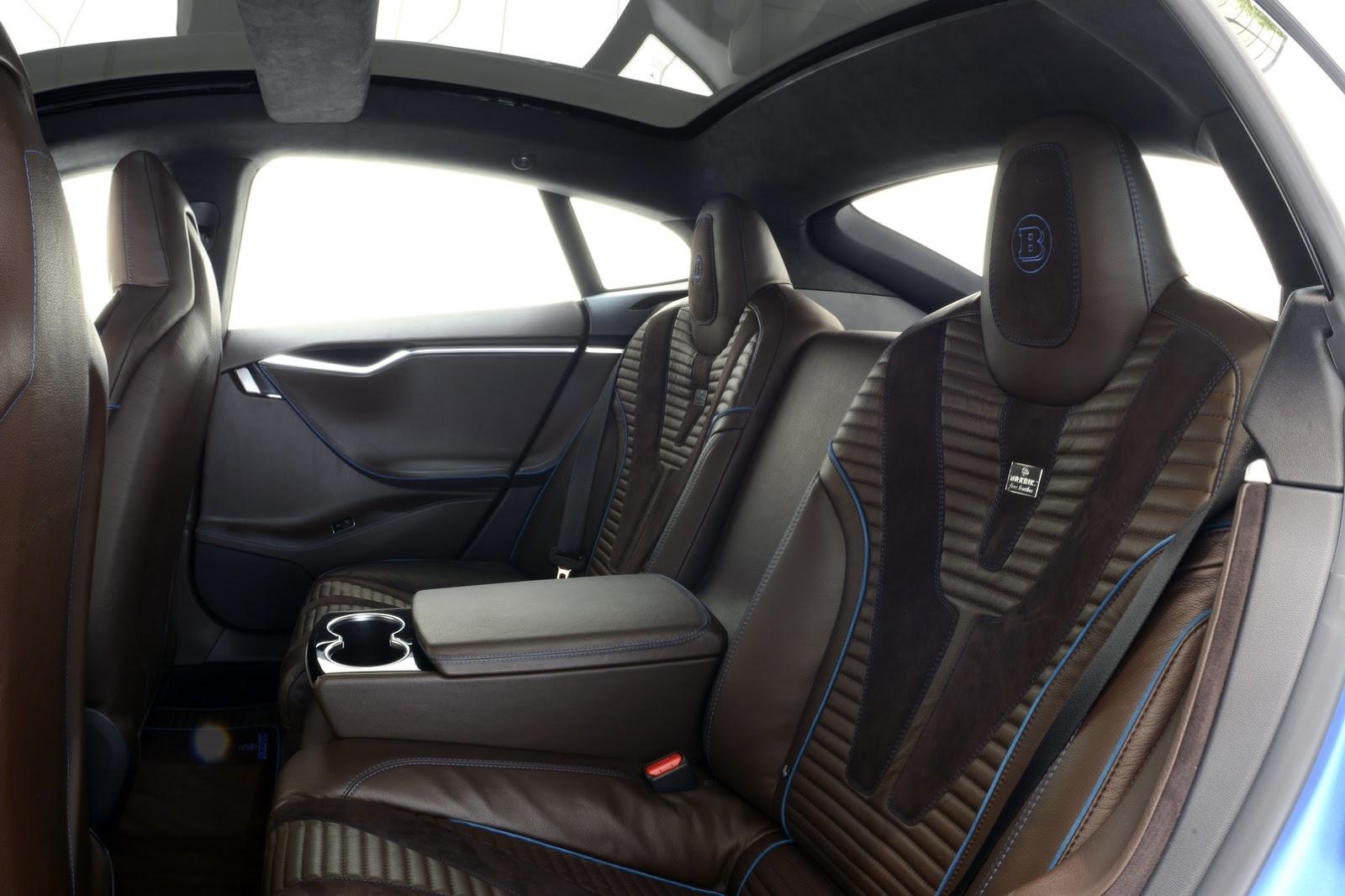 Tesla Model S by Brabus