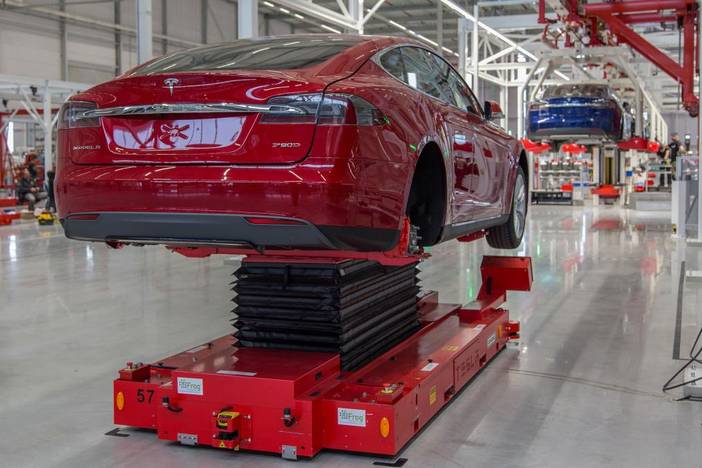 tesla motors innovation of the automobile industry The us electric car market includes the established automakers such as ford (f) and chevrolet (gm) but one company stands out from the car maker mix, and that is tesla motors (tsla) tesla.