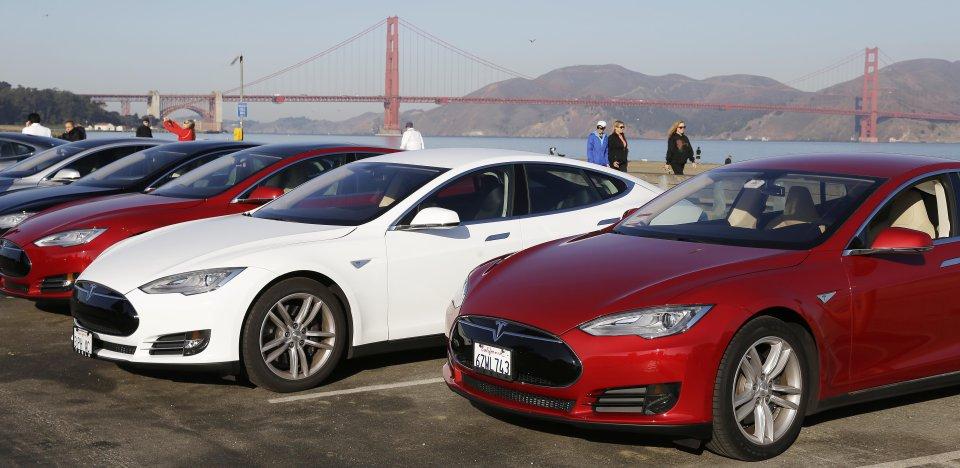 Tesla Motors почти выполнила годовой план продаж