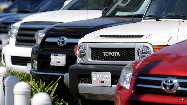 Toyota четвёртый год подряд возглавила мировой авторынок