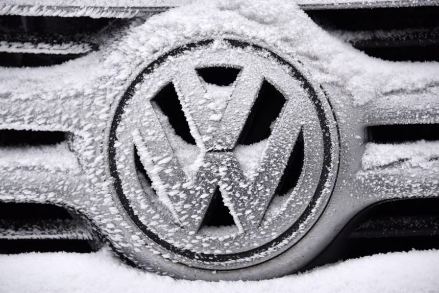 Volkswagen назвал модели с неправильным расходом топлива