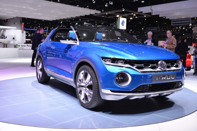 Volkswagen Polo породит маленький кроссовер