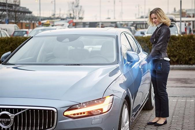Volvo откажется от традиционных ключей для автомобилей