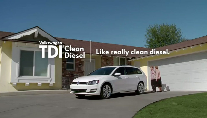 На Volkswagen в США пожаловались в суд из-за рекламы
