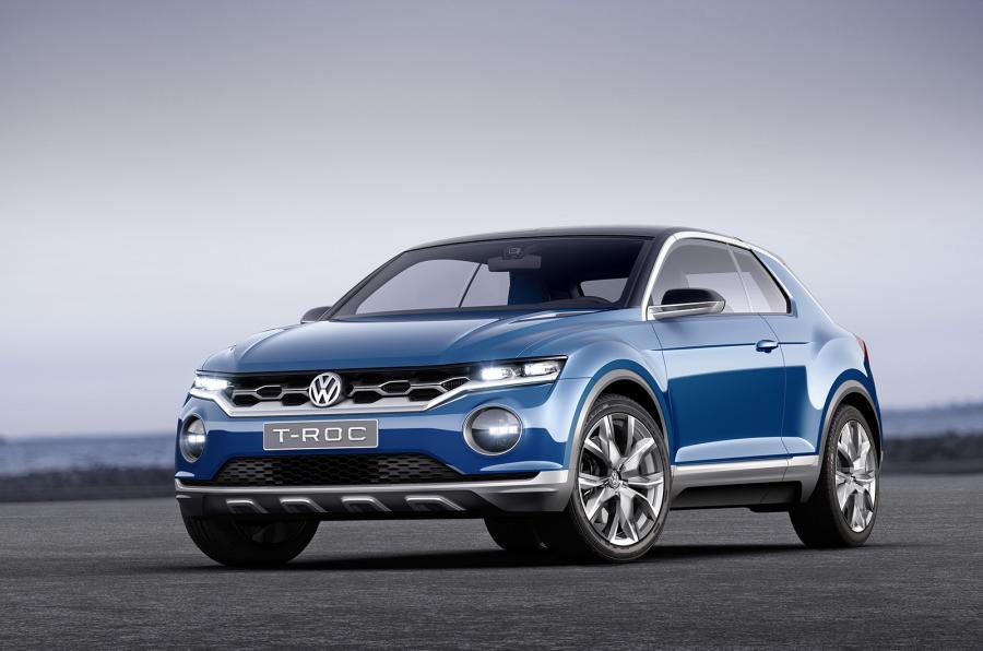 В Volkswagen «созрел» вероятный конкурент Nissan Juke