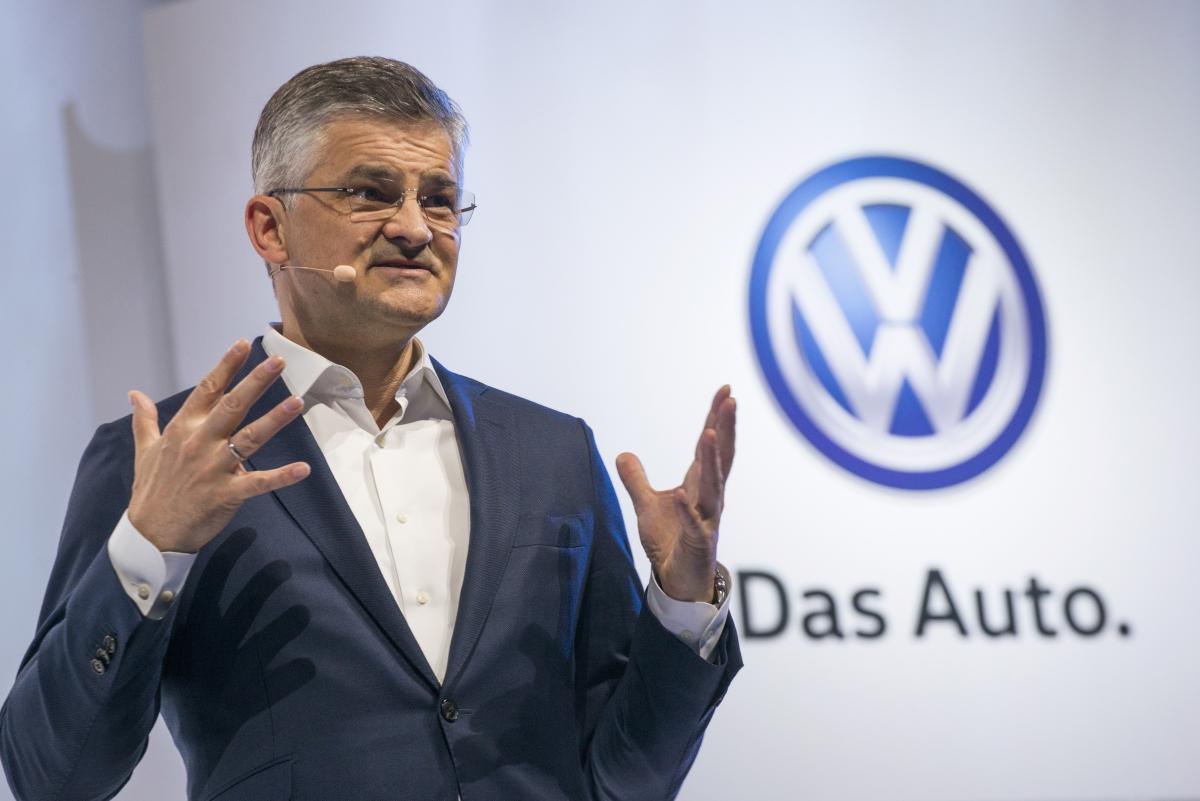 Ещё один топ-менеджер покинул Volkswagen на волне экологического скандала