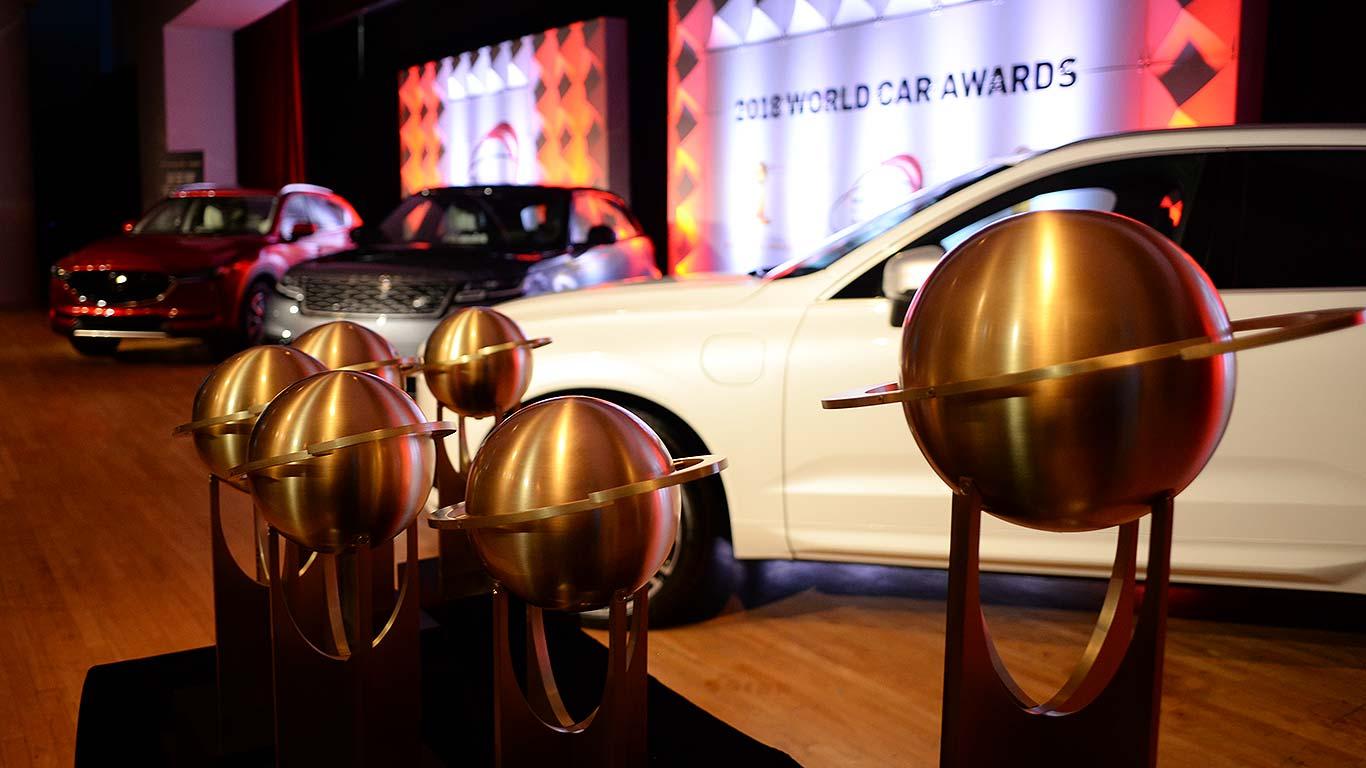Названы претенденты на звание «World Car of The Year 2019»