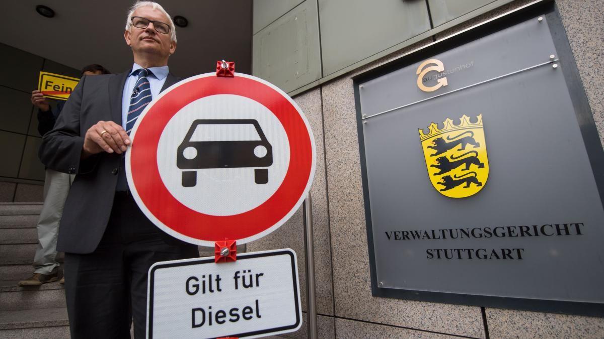 Муниципалитеты Германии смогут самостоятельно вводить запрет на дизельные автомобили