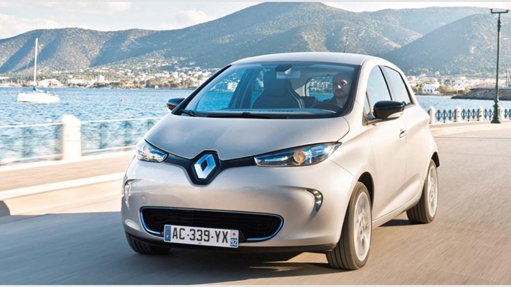 Самый популярный электрокар Renault вскоре удвоит запас хода
