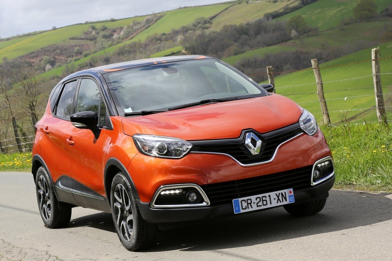 У Renault Captur будет младший «братец» за 16 000 евро