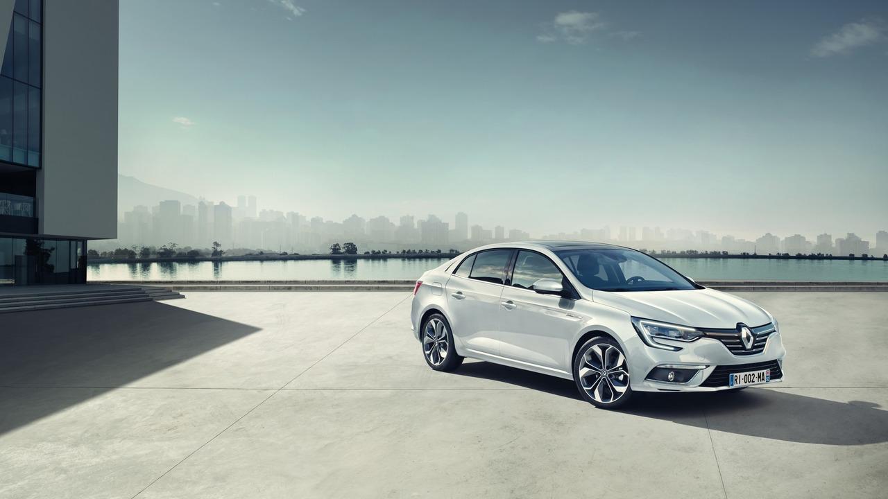 Новый седан Renault Megane отправил на пенсию модель Fluence