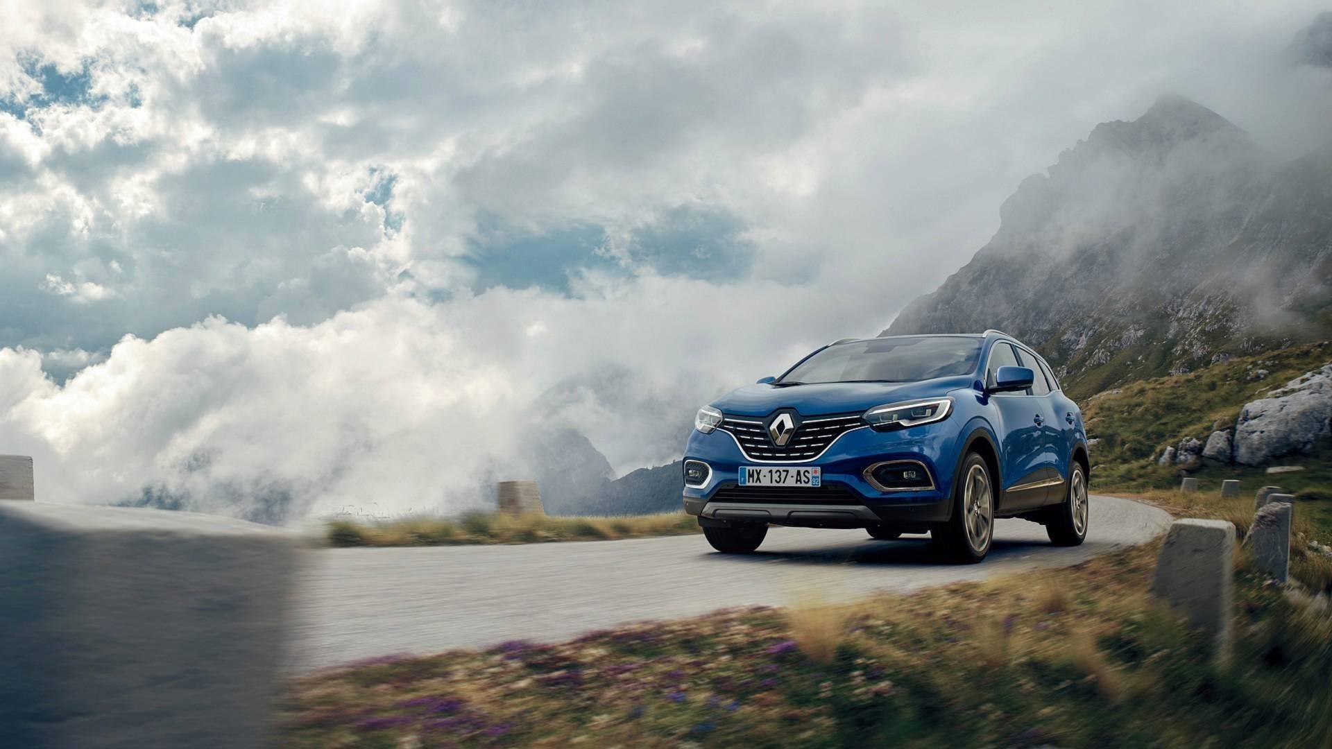 Кроссовер Renault Kadjar минимально обновился