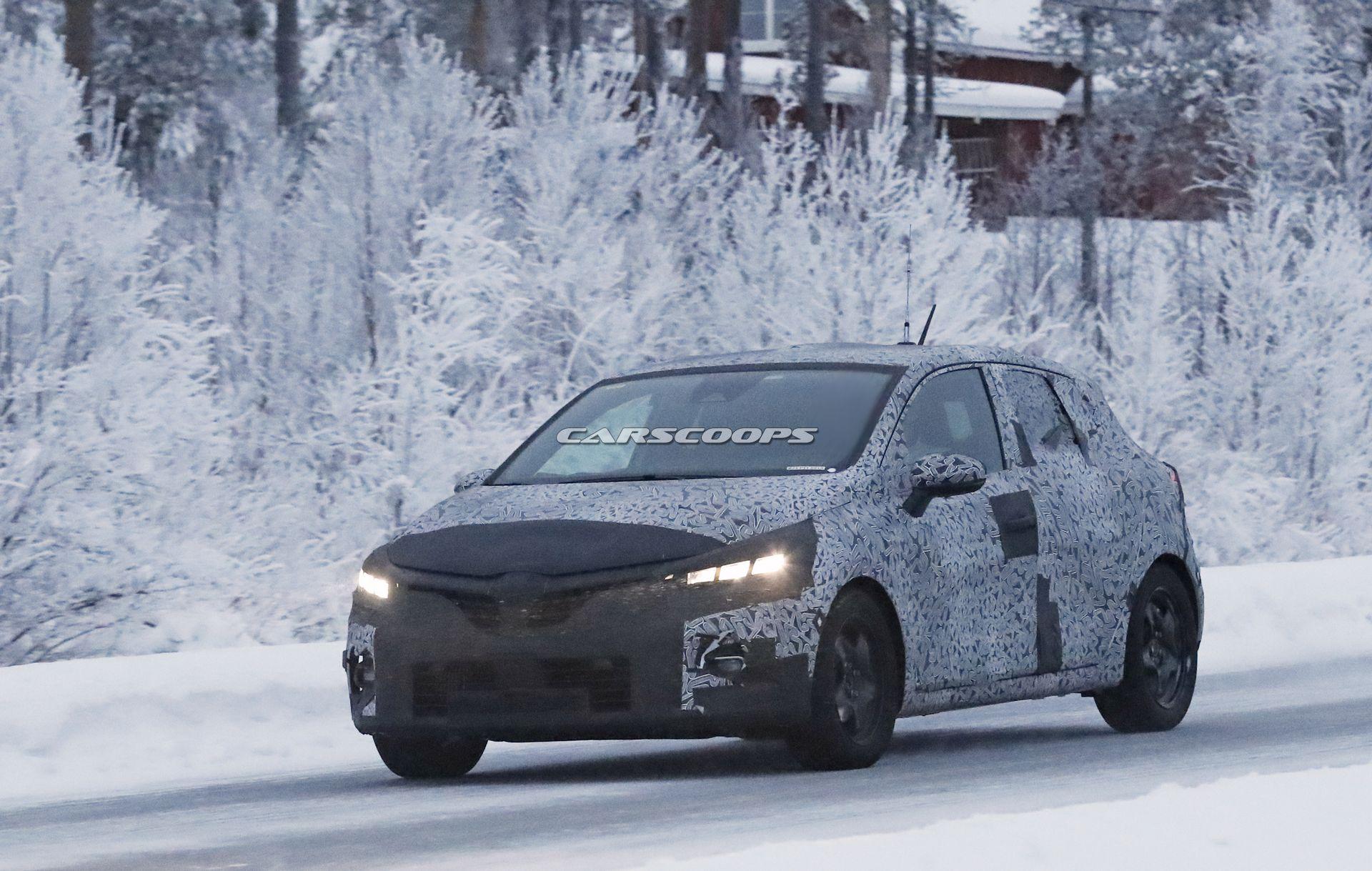 Новый Renault Clio дебютирует в Женеве