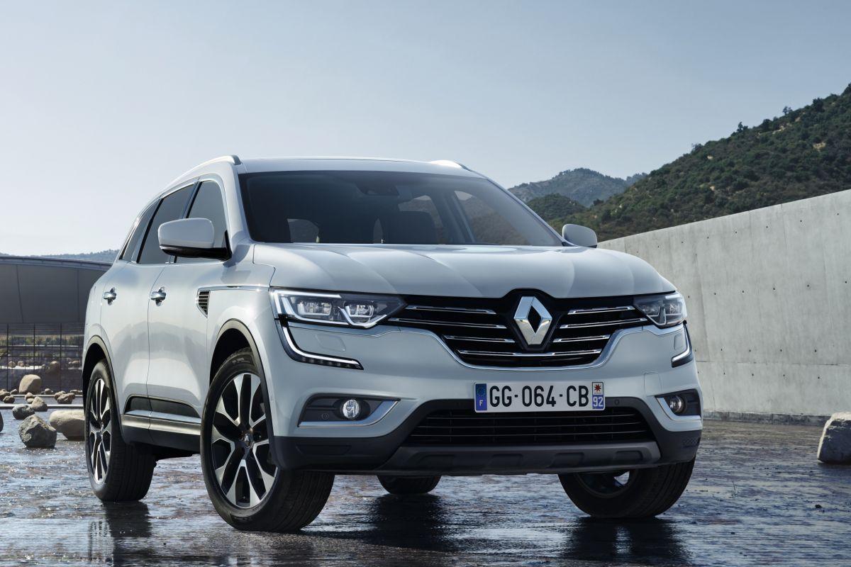 Большой кроссовер Renault рассекретили раньше презентации