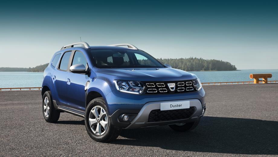 Dacia отказалась от идеи выпуска большого кроссовера