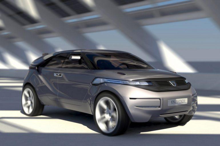 Dacia готовит доступный электрокроссовер