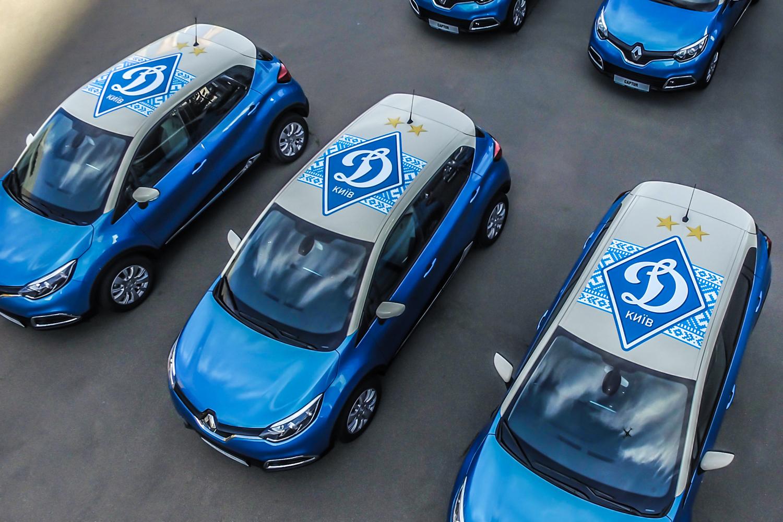 Renault Captur получил лимитированную версию Dynamo