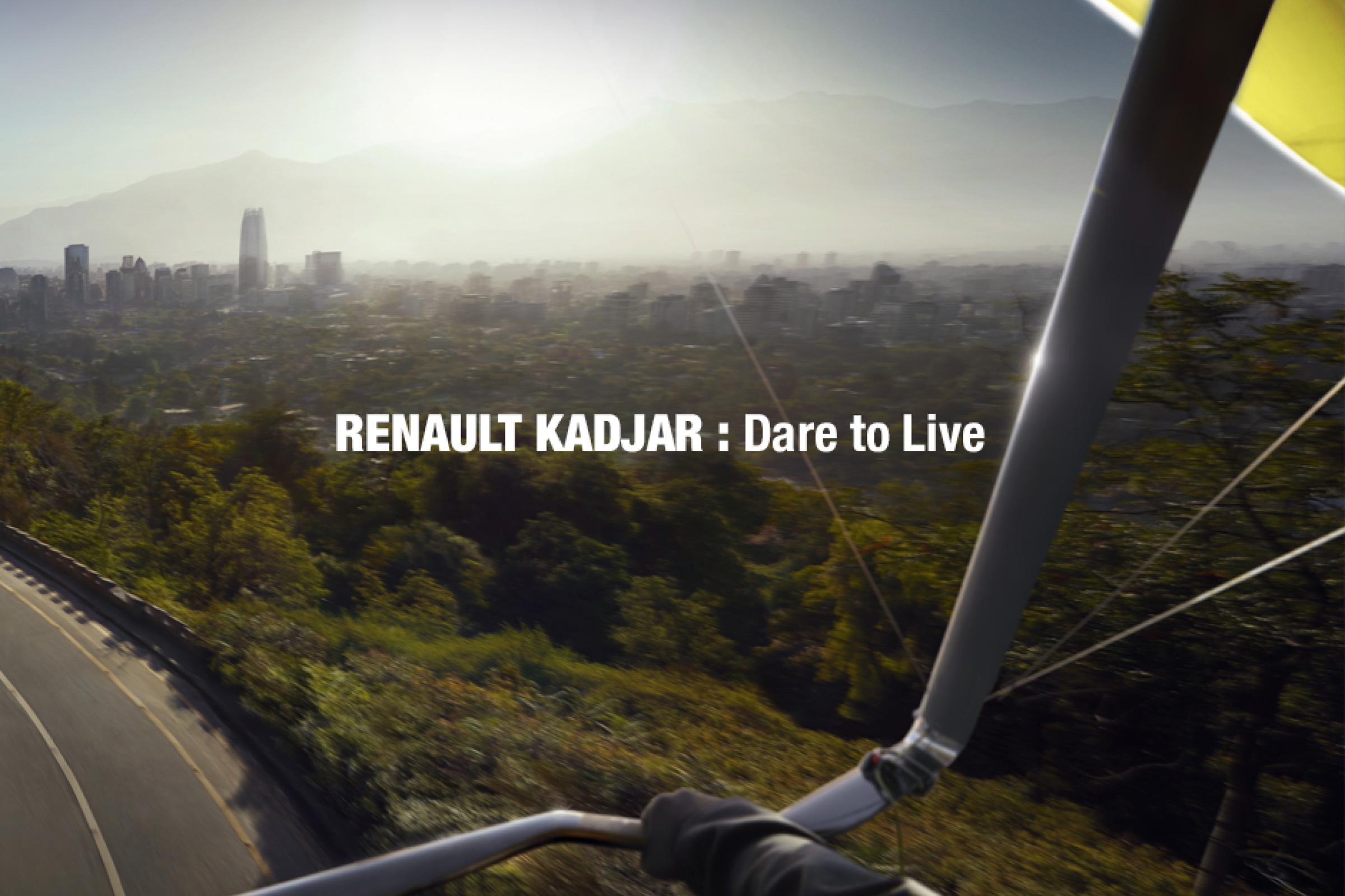 Renault Kadjar Teaser