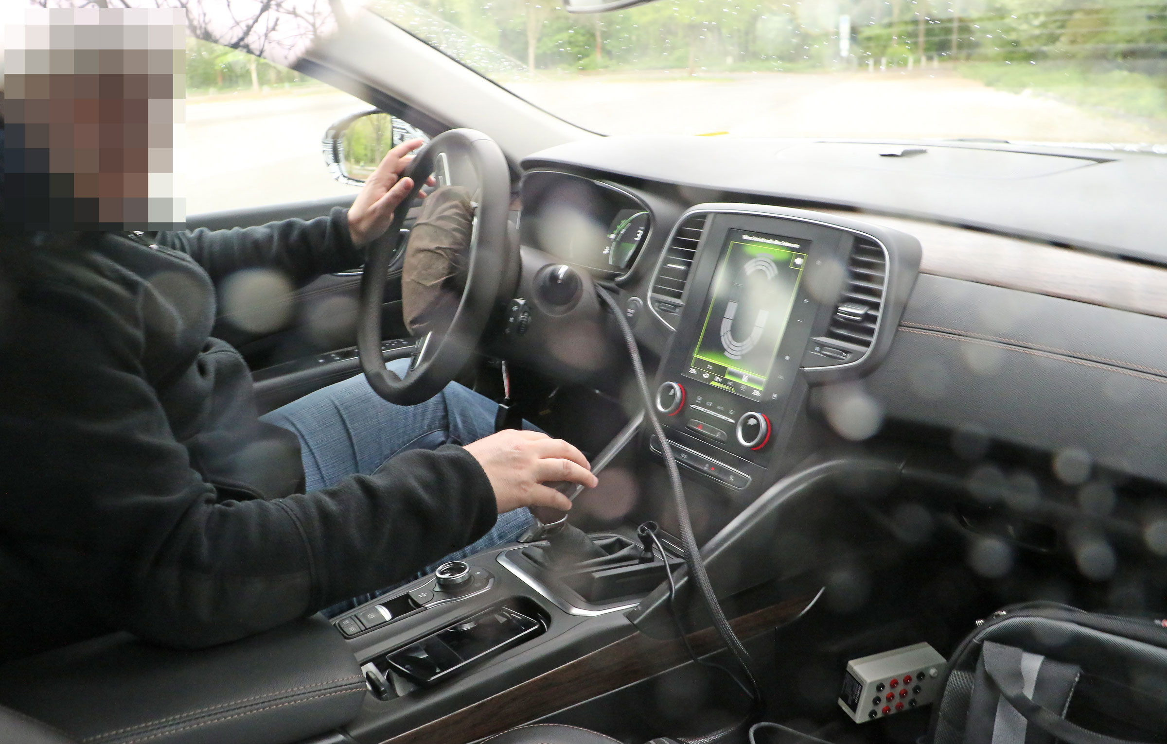 Renault Laguna spy