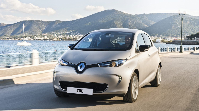 В Украине начались продажи электрокаров Renault ZOE и Kangoo ZE