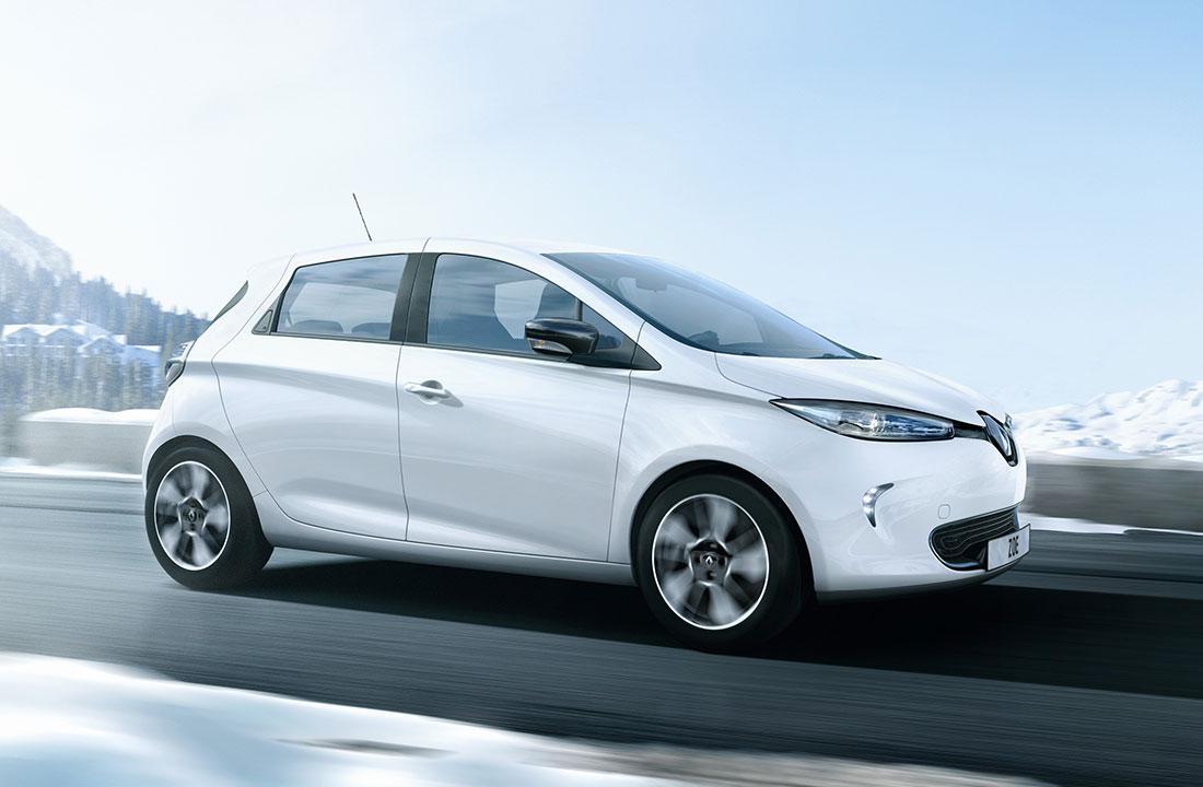 В Украине будут продавать электромобиль Renault Zoe