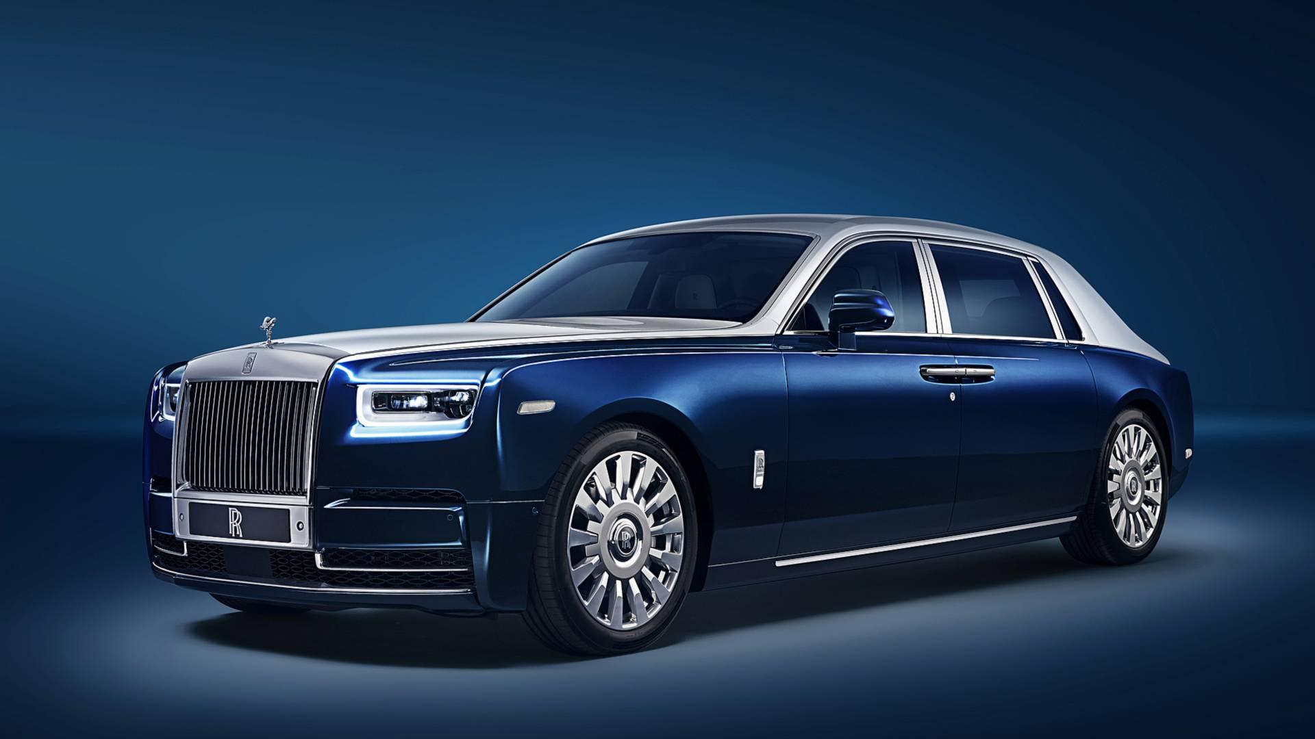 Rolls-Royce получил новый вариант организации салона