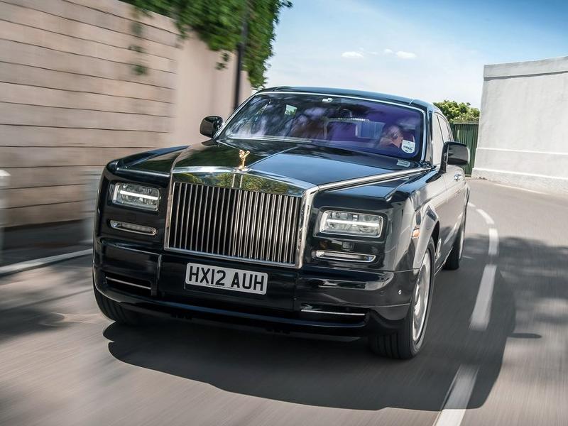Первый кроссовер от Rolls-Royce назовут Cullinan
