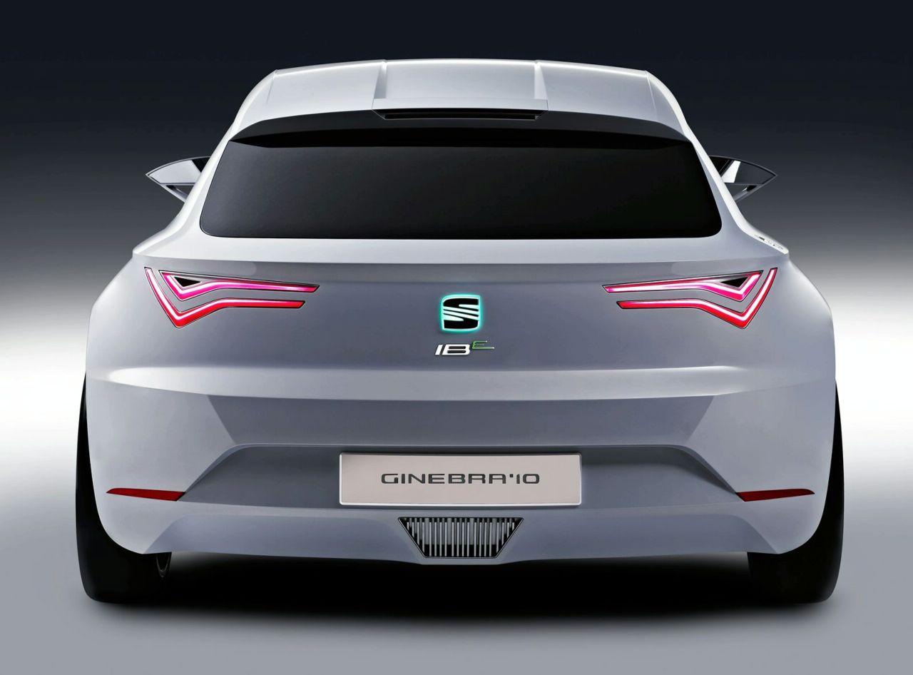 Seat подтвердил выпуск первого серийного электромобиля