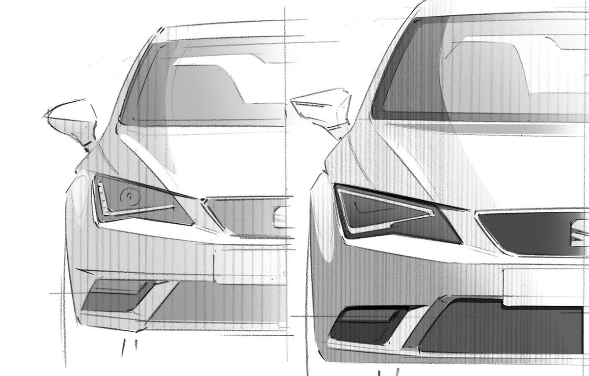 Первый электромобиль Seat будет компактным кроссовером