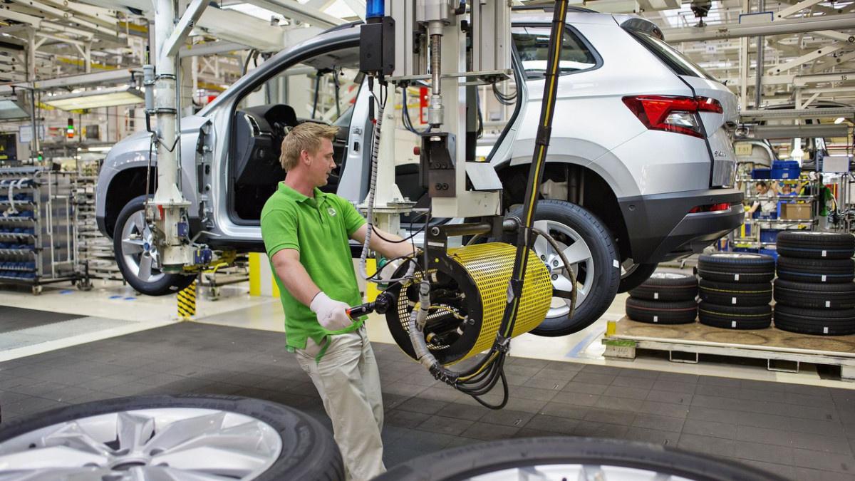 Škoda испытывает дефицит производственных мощностей
