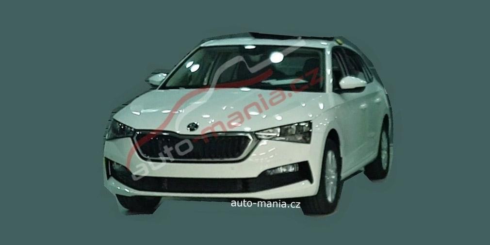 Раскрыта внешность Škoda Rapid следующего поколения