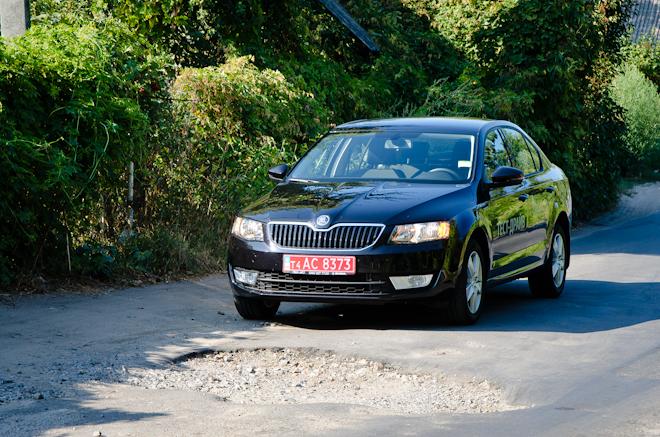 Одесские дорожники некачественно освоили 70 миллионов гривен