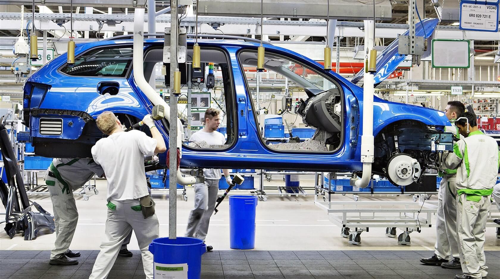 У Škoda появится новый завод