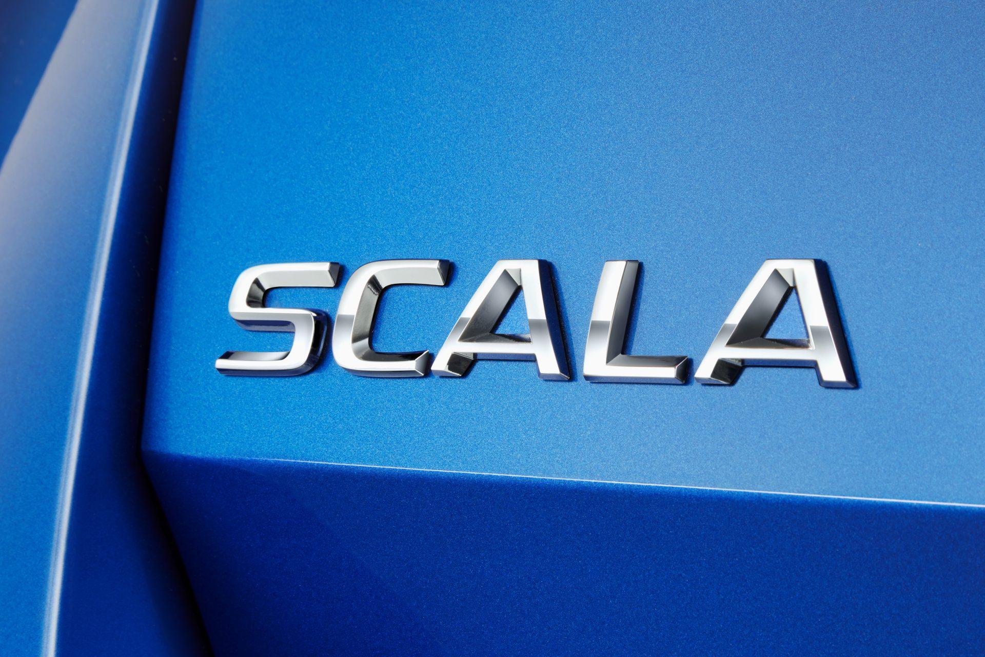 Новый хэтчбек Škoda получил имя Scala
