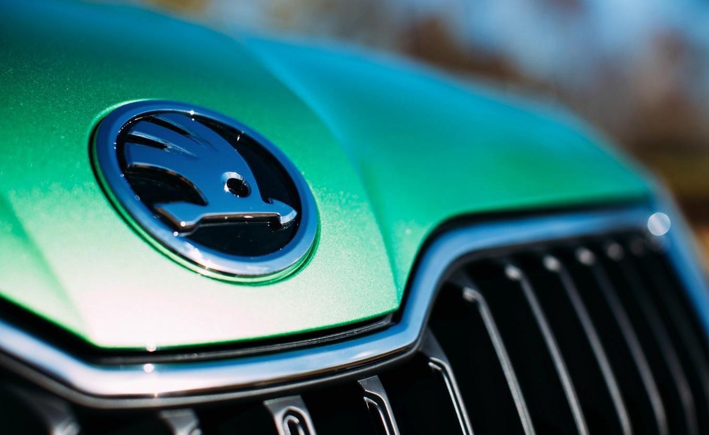 Škoda покажет прототип нового электромобиля в Китае