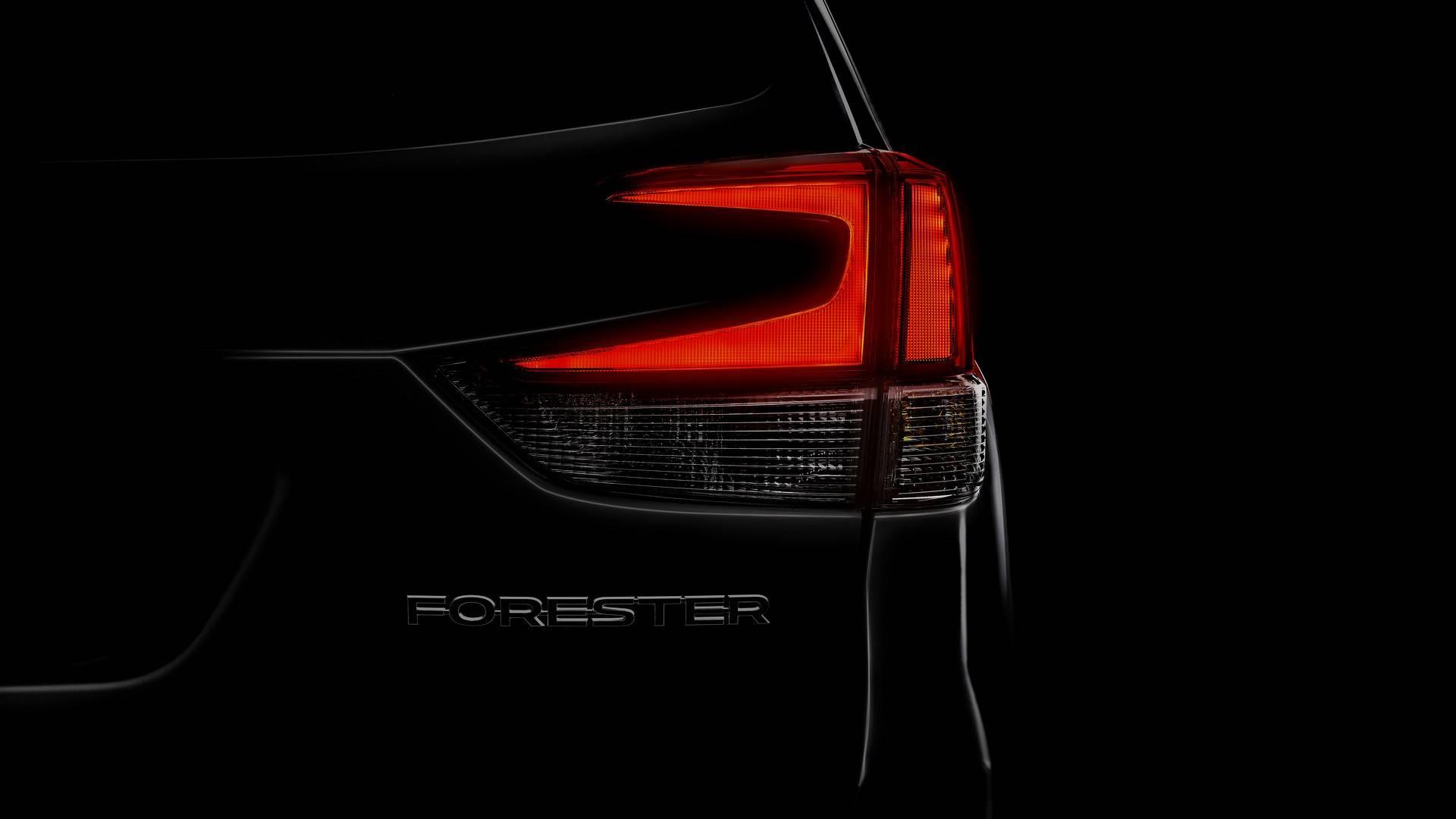 Новый Subaru Forester дебютирует в конце марта