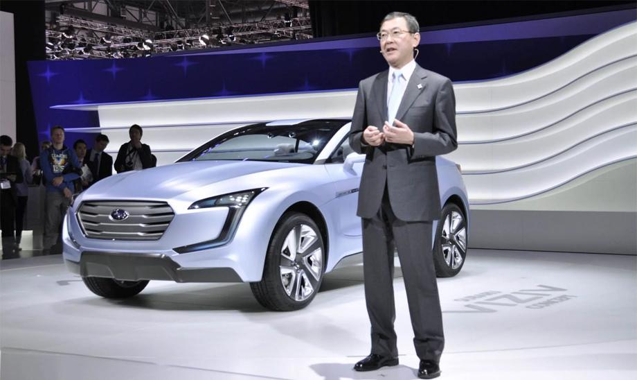 Subaru сменит руководство из-за скандала с экономичностью автомобилей