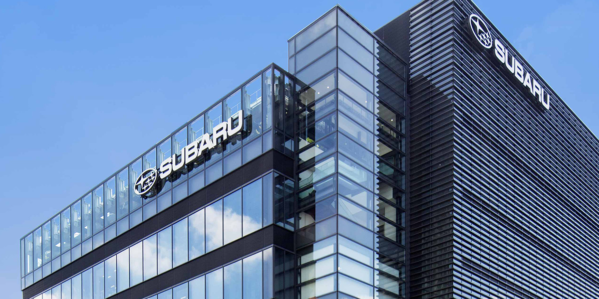 Производитель автомобилей Subaru сменил название