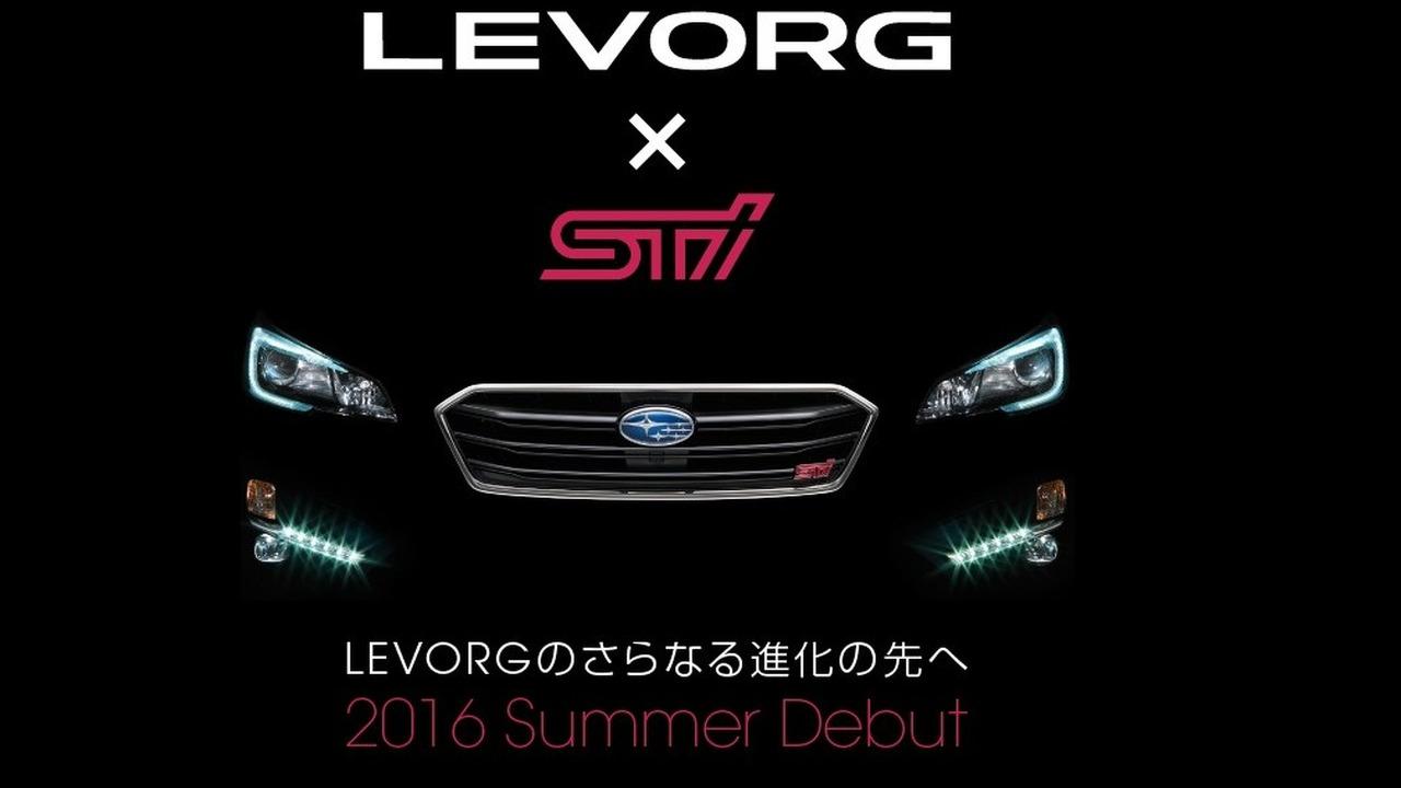 Универсал Subaru Levorg получит версию STI