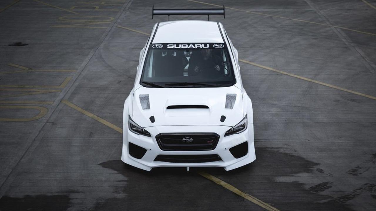 Subaru WRX STI подготовят к рекорду на трассе острова Мэн