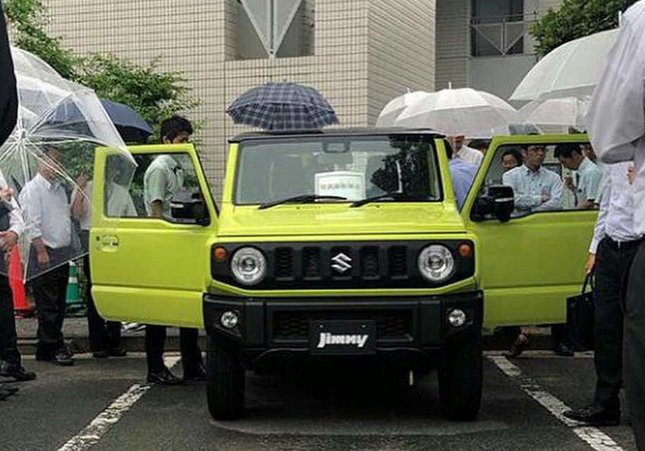 ?????????? Suzuki Jimny: ???µ???????µ ???????? ?±?µ?· ???°???????»???¶?°