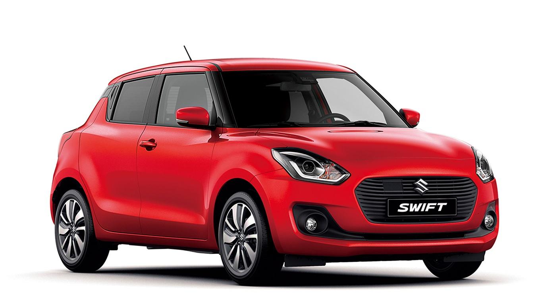 Женева 2017: Suzuki представила европейский Swift третьего поколения