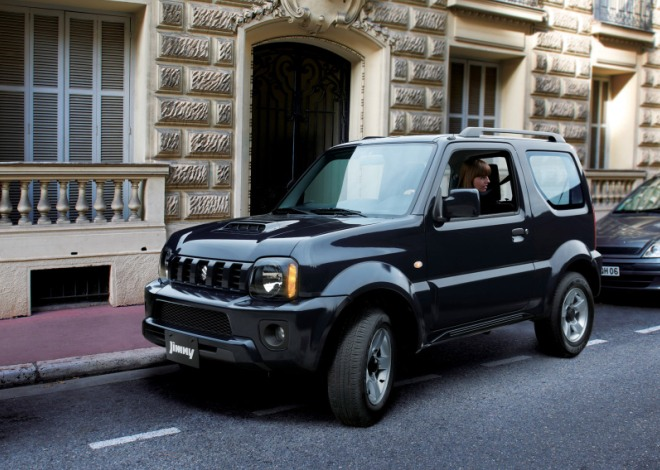 Suzuki jimny bumper фото