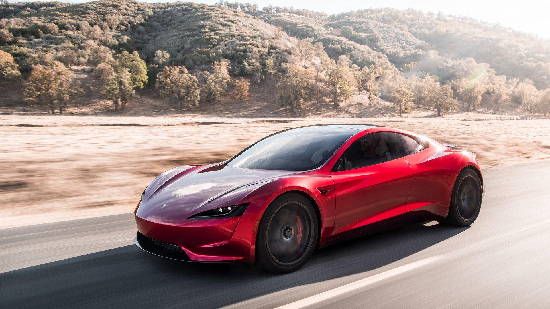 Илон Маск анонсировал «самый быстрый спорткар в мире»