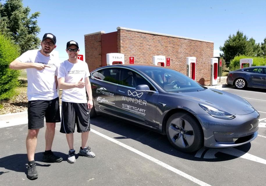 Электрокар Tesla Model 3 установил новый рекорд дальности хода